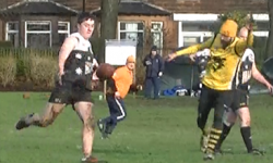 MATCH REPORT MAKOS V TIGERS 24/5/2014